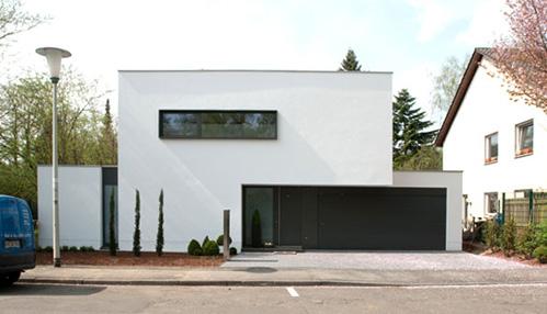 scherf architekten projekte h user haus auf dem venusberg. Black Bedroom Furniture Sets. Home Design Ideas