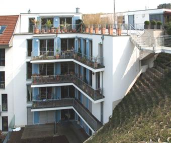 Scherf Architekten Gt Projekte Gt Wohnungen Gt Wohnen Auf Dem