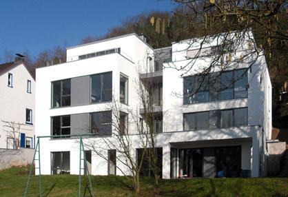 Scherf Architekten Projekte Wohnungen Wohnen Und Arbeiten Mit